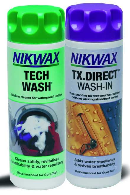 review of nikwax