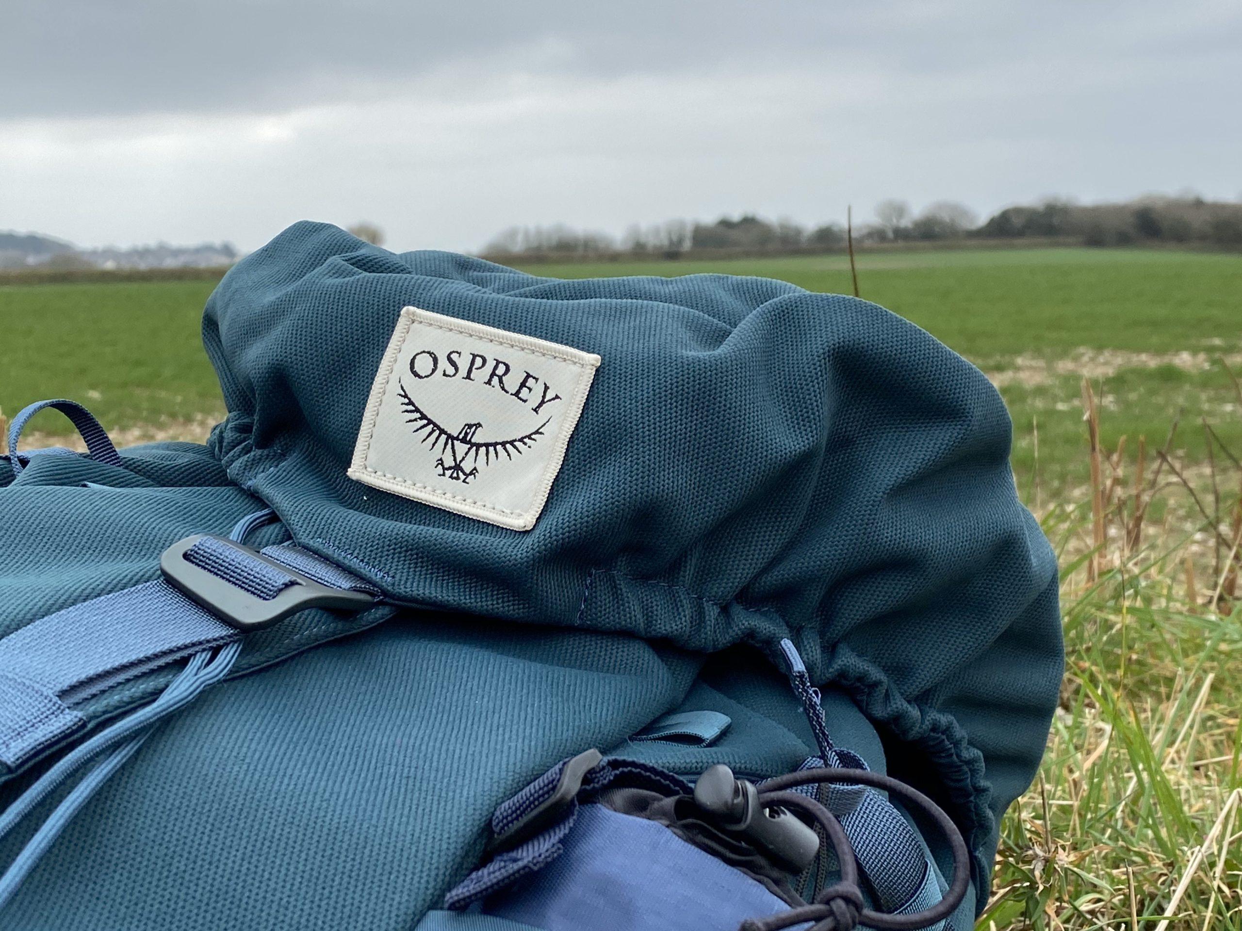 osprey archer 30l Navy